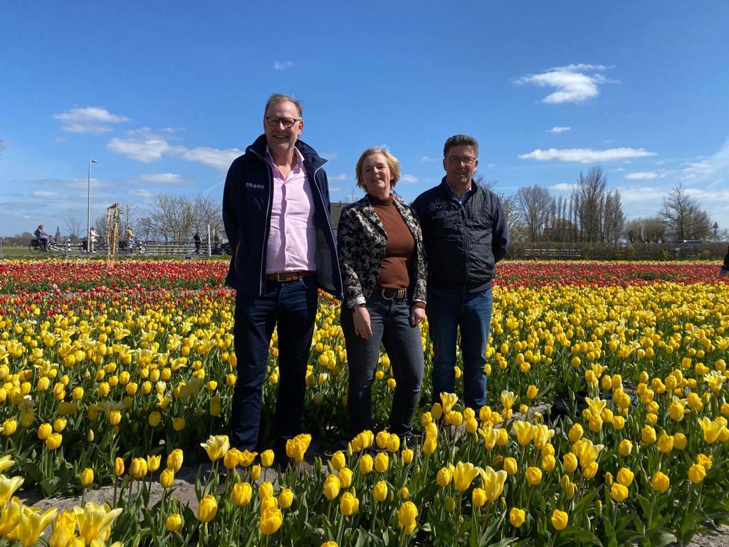 Nieuw belevingsconcept 'The Tulip Barn'